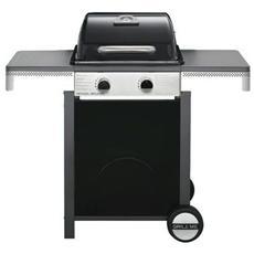 Barbecue Gas Grill Me Nevada 2 Fraschetti