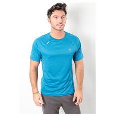 T-shirt Uomo Pro-tech Azzurro Xl