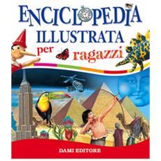 Aa. Vv. - Enciclopedia Illustrata Per Ragazzi