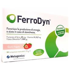 Ferrodyn 84 Capsule Masticabili