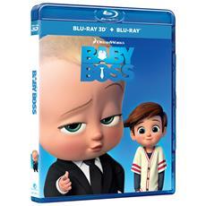 Baby Boss (Blu-Ray 3D+Blu-Ray) - Disponibile dal 20/06/2018