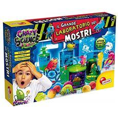 Crazy Science - Il Grande Laboratorio Dei Mostri