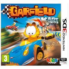 N3DS - Garfield Kart