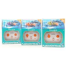 Pesce Pagliaccio con Radiocomando Colori Assortiti