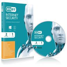 ESET - Internet Security Box Full per 2 Utenti (Versione Aggiornamento)