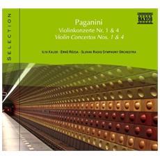 Niccolo Paganini - Violin Concertos Nos