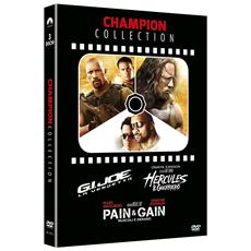 Champion Collection (3 Dvd)
