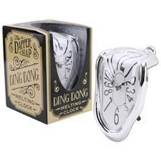 Dapper Chap Orologio Da Scaffale Ding Dong (taglia Unica) (argento)