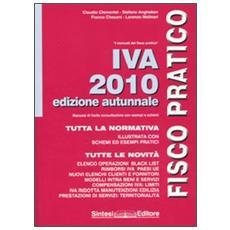 IVA 2010. Ediz. autunnale