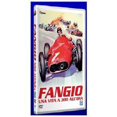 Dvd Fangio - Una Vita A 300 All'ora