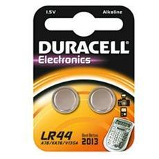 LR44 Batteria Alcalina Tipo Bottone Voltaggio 1.4 V