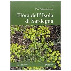 Flora dell'isola di Sardegna. Vol. 4