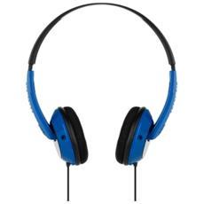 Uprock Cuffie On-Ear colore Blu / Nero