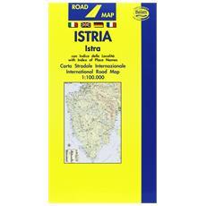 Istria 1:100.000