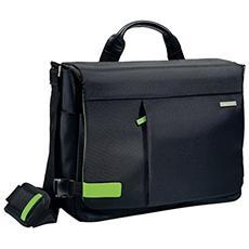 pz. 1 borsa portacomputer Messenger Esselte 60190095