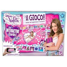 51009 - Violetta Gioco in Scatola Interattivo