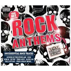 Rock Anthems - The Ultimate Collection (5 Cd)