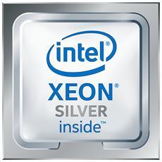 ntel Xeon Silver 4110 / 2.1 GHz / Socket LGA 3647 / 8 processori / 16 thread / 11 MB cache - per ThinkSystem SR650 con Dissipatore