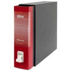 Kensington Dox 1, Rosso, 28,5 cm, 29,6 cm, 31,6 cm RICONDIZIONATO