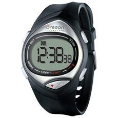 SE 122 Orologio Cardiofrequenzimetro per calcolo calorie - Nero