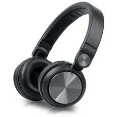 M-276 BT Padiglione auricolare Stereofonico Con cavo e senza cavo Nero auricolare per telefono cellulare