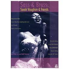 Sass-N-Brass - Sarah Vaughan & Friends