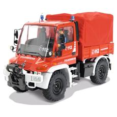 Camion Unimog U300 Fire Brigade 2,4 GHz RTR
