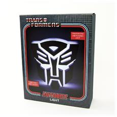 Lampada USB Transformers - Autobot