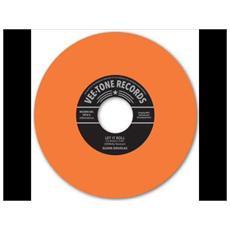 """Glenn Douglas - Let It Roll (boppin' Hillbilly) / Let It Roll (boppin' Rockabilly) (7"""")"""