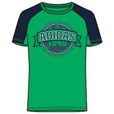 T-shirt Bambino Lpk 16a Verde