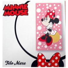 Telo Mare 70x140 Minnie Disney