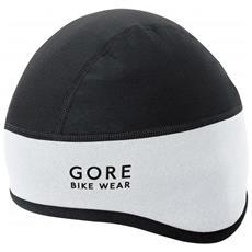 Gore Universal Windstopper Soft Shell Helmet Cap Sottocasco Invernale Taglia 54