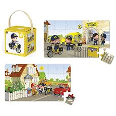 J02766 La Bicicletta di Matteo - Puzzle Graduale 24-36 Pezzi