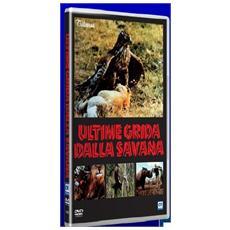 Dvd Ultime Grida Dalla Savana