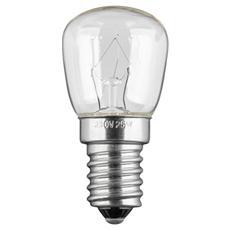 Wentronic 9743, 25W, E14, Trasparente, 230 V AC