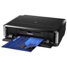 Pixma IP-7250 Stampante Fotografica Inkjet a Colori A4 15 Ppm (B / N) 10 Ppm (Colore) Duplex USB Wi-Fi