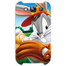 Cover Bugs Bunny Baseball Samsung S3
