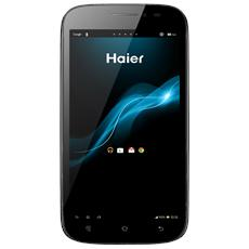 "W757 Nero Dual Sim Display 5"" Dual Core Storage 4GB +Slot MicroSD WiFi Bluetooth 3G Fotocamera 3Mpx Android 4.2 - Italia"