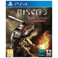 PS4 - Risen 3: Titan Lords Enhanced Edition