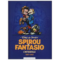 Cronologico 1. Spirou e Fantasio. Ediz. integrale. Vol. 5 Cronologico 1. Spirou e Fantasio. Ediz. integrale