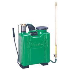 87433 Grecale Pompa Zaino, Pompante Inox, 16 L, Verde