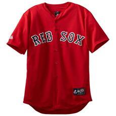 Jersey Mlb Majestic Replica Boston Red Sox Medium