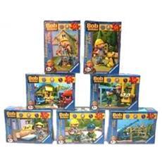 Mini Puzzle 54 Pz Bob L'aggiustatutto - Ravensburger - Modelli Assortiti Invio Casuale