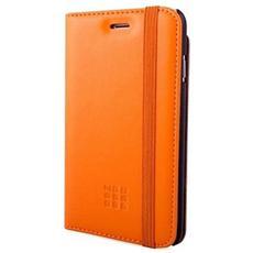 MOFLBKP6OR Custodia a libro Arancione custodia per cellulare