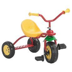 Triciclo Rocky Due Telaio Rosso