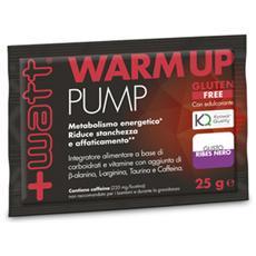 Warm up pump 25 g sanguinella