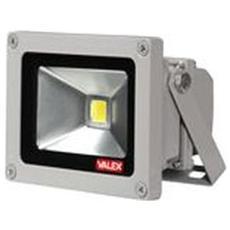 Proiettore Led Easy 10w Luce Calda Ip65 Valex