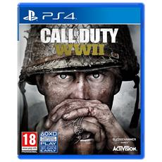 ACTIVISION BLIZZARD - PS4 - Call of Duty: World War 2