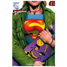 Universo Dc Supergirl #01