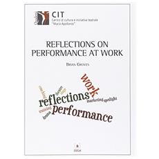 Reflections on performance at work